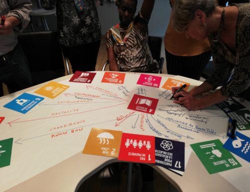 Offre de formation d'une journée à l'utilisation de Cap 2030